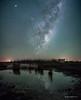 The Bird Watcher's Hut (hakannedjat) Tags: milkyway astro astrophotography astroscape sony sonynz sonya7rii a7rii zeiss