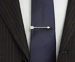 Arrow Shape Tie Clip (mywowstuff) Tags: gifts gadgets cool family friends funny shopping men women kids home