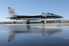 NASA F-15 (Trent Bell) Tags: lancaster foxairfield airport losangelescounty airshow 2018 california aircraft nasa f15 f15eagle mcdonnelldouglas