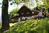 montagna autunno (valeriabuzzi) Tags: baita rifugio