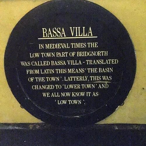 Bassa Villa