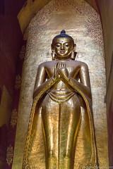 Myanmar-20180324-1295 (ShaneAndRobbie) Tags: mandalayregion myanmarburma mm myanmar burma bagan pagoda temple baganarchaeologicalzone baz ananda