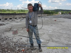Dirty jeans (adorn2013) Tags: jeans denim fetish pants oldjeans dirty dirtyjeans guy workman bluedenim