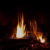 Fireplace. (cbrozek21) Tags: fire fireplace flame pentaxart pentax burningwood