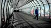 Walk This Way (Sean Batten) Tags: london england unitedkingdom gb bridge tunnel poplar poplarbridge streetphotography street candid blue suit person city urban ricohgr ricoh