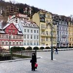Mlýnské nábřeží (Mill Quay), Karlovy Vary, Western Bohemia, Czech Republic thumbnail