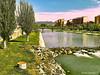 2529  Balaguer, Lleida (Ricard Gabarrús) Tags: jardin balaguer natura parque cesped arboles ricardgabarrus paisaje ricgaba olympus