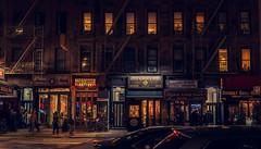 New York (KennardP) Tags: newyork newyorkcity manhattan nyc nightlights cityatnight citylights nightphotography handheldnight shopping restaurant stores market canon5dmarkiv 5dmarkiv canon sigma50mmf14dghsmart sigmaartlens sigma windows people cars apartments food