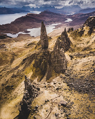 The Storr (Eaglewood Photography) Tags: scotland isleofskye storr aerial drone aerialphotography dronephotography