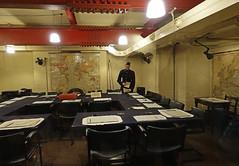 D18021.  Underground Cabinet Room. (Ron Fisher) Tags: crw cabinetwarrooms churchillwarrooms churchill winstonchurchill ww2 wwii worldwar2 worldwarii 2ndworldwar london gb greatbritain uk unitedkingdom europe europa sony sonyrx100iii sonyrx100m3 underground