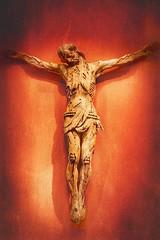 Gekreuzigten Christus--Christ Crucified (amarilloladi) Tags: hss sliderssunday limewood sculpture goodfriday easter germanhistoricalmuseum christcrucified gekreuzigtenchristus deutscheshistorischesmuseum germany jesus berlin crucifixion