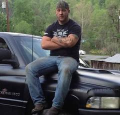 Dirty jeans 2 (adorn2013) Tags: jeans denim fetish pants oldjeans dirtyjeans dirty guy