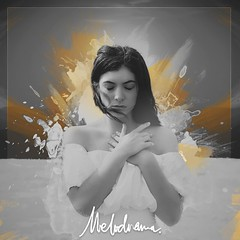 Lorde - Melodrama (x-LaydeeRissa-x) Tags: lorde melodrama cdcover albumart albumcover