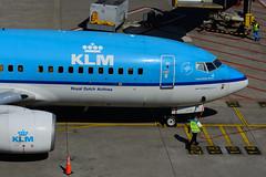 PH-BGF | Boeing 737-7K2 | KLM (Boris Samoylenko) Tags: nikon nikond5200 d5200 aviation avia klm royaldutchairlines royal dutch airlines schiphol amsterdam ams eham apron jet jetline airplane plane planespotting spotting boeing boeing737 b737 phbgf 737 737w winglets 737700
