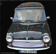 KLASSIKSTADT 2018 - Mr. Bean is very amused!