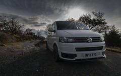 VW Transporter (surfage) Tags: vw transporter vanlife bus camper dartmoor cloud landscape tokina 1116 maurami devon national trust moor plymouth sunrise