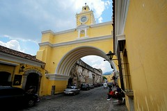 Antigua (danielhendrikx) Tags: antigua guatemala centro america photography photo photos fuji fujifilm xt2 travel trip vacation holiday backpacking outdoor landscape town village cathedral architecture building