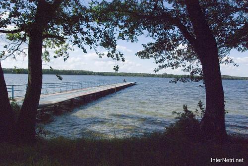 Шацький Національний Природний Парк Озеро Пісочне  МІстки InterNetri  Ukraine 127