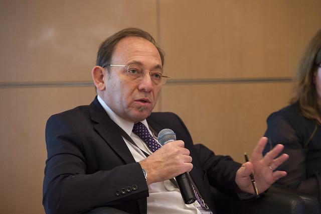 Ricardo J. Sánchez makes a point