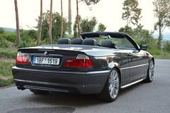 BMW 330CI (patrikreinwald) Tags: bmw m54 msport nikon vr convertible mtech mpacket 330 e46 cabrio ci car 18105