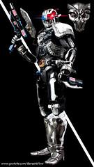 SIC Kamen Rider G Den-O Mobile Wallpaper (BerserkFlow) Tags: sic super imaginative chogokin kamen rider bandai shfiguarts sh figuarts toy action figure masked brinquedo limited deno g police