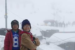 Near the Chinese Border at Nathula (Ankur P) Tags: india sikkim eastsikkim gangtok mountains himalayas nathula border himalaya snow