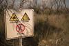Where not to camp (OzzRod) Tags: pentax k1 smcpentaxm40mmf28 warning sign beecroftpeninsula weaponsrange bokeh