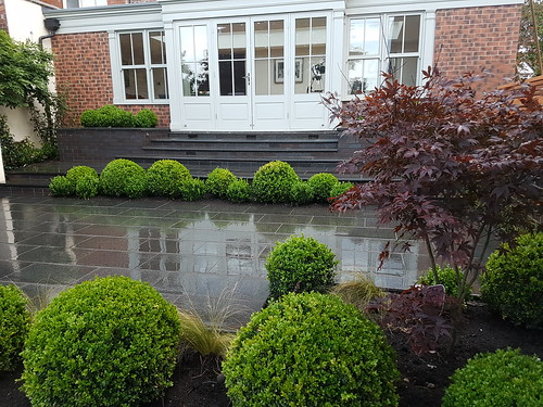 Garden Design and Landscaping Altrincham Image 24