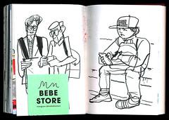 2018.04.14-01 (タケウマ) Tags: sketch sketchbook studiotakeuma sketcher drawing doodle illustration illustrator スケッチ スケッチブック