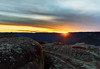 Sunset Over the Blue Mountains (edwinemmerick) Tags: sunset bluemountains nsw australia nature cliff rock