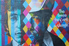 Bob Dylan Mural - Minneapolis, MN (russ david) Tags: bob dylan mural minnesota minneapolis mn art october 2017