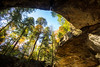 Inside Out (dxd379) Tags: ashcave hocking hills state park ohio oh fall autumn nikon d7100