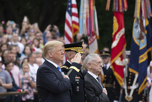 Memorial Day 2018 by The White House, on Flickr