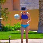 Pool Volleyball thumbnail