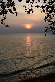 Остров Ко Мак, закат