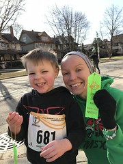 "Paul and Mommy After the 2018 Good Life Race • <a style=""font-size:0.8em;"" href=""http://www.flickr.com/photos/109120354@N07/40744945954/"" target=""_blank"">View on Flickr</a>"