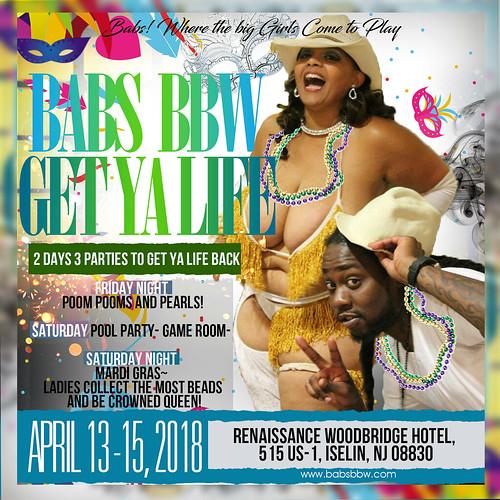 Babs Get ya Life flyer 17