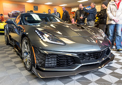 Brand New (Hunter J. G. Frim Photography) Tags: supercar colorado chevrolet chevy corvette v8 yellow gray silver white orange american wing carbon supercharged chevroletcorvettec7stingray stingray chevroletcorvette zr1 2019 chevroletcorvettec7zr1