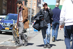 People on Lexington Avenue. (kevinrubin) Tags: newyorkcity street streetphotography nyc newyork unitedstates us