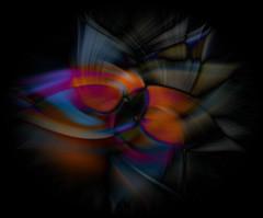 Glow in the sky (ashokboghani) Tags: abstract abstractart digitalart digitalpainting photoshop photoshopart modernart