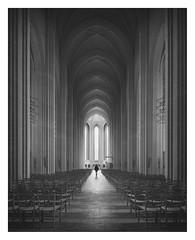 Grundtvig's Church (Vesa Pihanurmi) Tags: grundtvigskirke copenhagen denmark architecture interior nave expressionism gothic bricks brickexpressionism character figure church