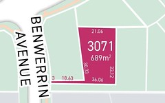 Lot 3071, Benwerrin Avenue, Thornton NSW