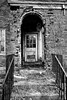 Piece by piece (Mike Fritcher) Tags: blackandwhite fort history hardtimes abandoned urbex urban detroit mikefritcher michigan forgotten historicfortwaynedetroit