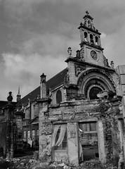 Grande chapelle - DIJON (robinrouchère) Tags: dijon chapelle chu vinatge urbex demolition destruction ancien