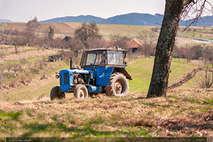 Lačnov (jirka.zapalka) Tags: spring lacnov nature farmmachinery czechrepublic meadow field