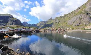 Lofoten, More on the Fjordside