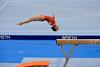 Hop onto the balance beam ... (thomaswoyke) Tags: 2018 stuttgart dtbpokal gymnastics