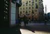 Dinner must be ready. (ewitsoe) Tags: cinematic cinema film canoneos6dii streetphotography city walkingthroughwarsaw warsaw warszawa cityscape erikwitsoe ewitsoe urban people pedestrian poland spring urbanexplore explore travel tourist digital man woman shadows sunlight