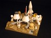 Micro Mars Colony, Photo 1 (BrickBlvd) Tags: lego micro space mars colony