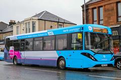 First Lanarkshire Connect (busmanscotland) Tags: ad adl alexander dennis e20d enviro 200 mmc 200mmc 67048 sn65oha first glasgow sn65 oha